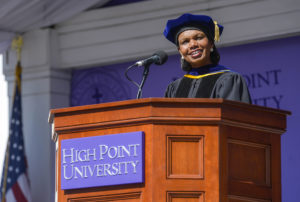 HPU Commencement 2016 1