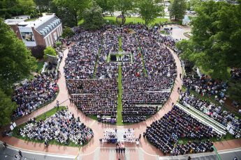 HPU Commencement Weekend Welcomes Thousands to City