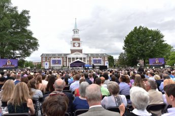 Dr. Michio Kaku Tells HPU Graduates: 'You Are Among the Winners'