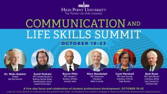 HPU to Host Communication and Life Skills Summit with Global Leaders