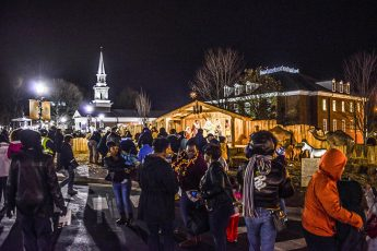 HPU Welcomes Friends and Neighbors to 6th Annual Community Christmas Celebration