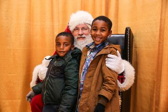 HPU's Sixth Annual Community Christmas Wraps up with 20,000 Visitors