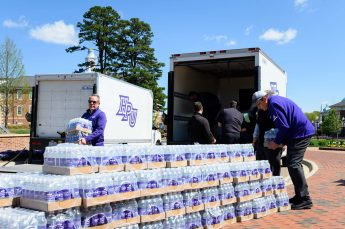 HPU Family Supports Community During COVID-19 Pandemic