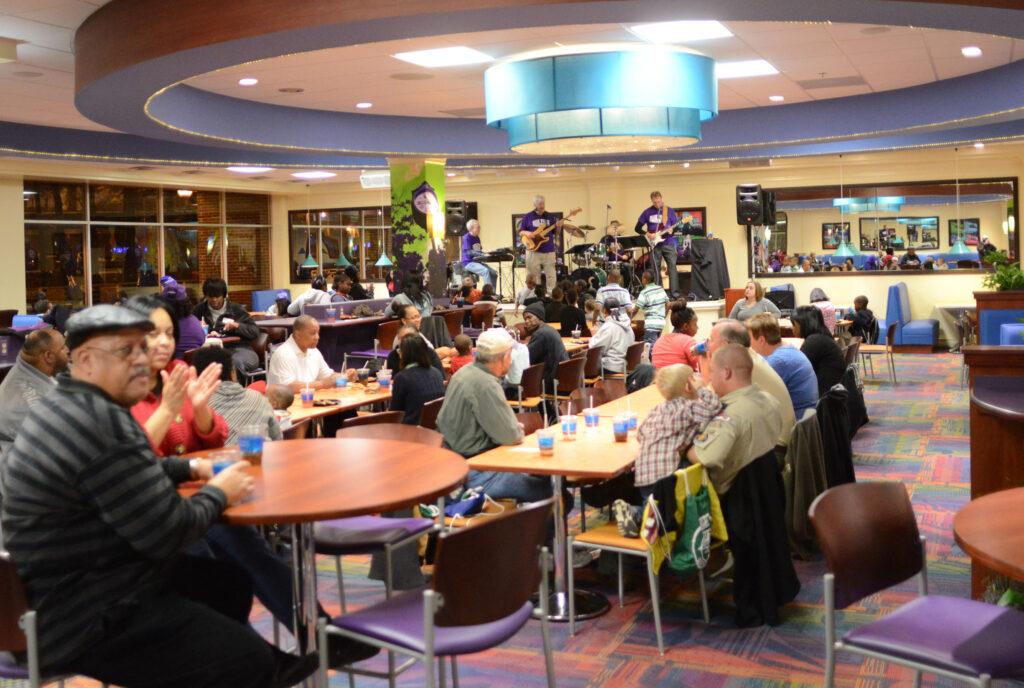 HPU Community Meal 2012