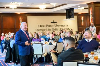 HPU Honors Community Partners with 'Thank You' Luncheon