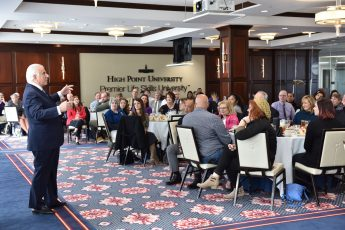 HPU Honors Local Businesses During Annual Community Partner Luncheon