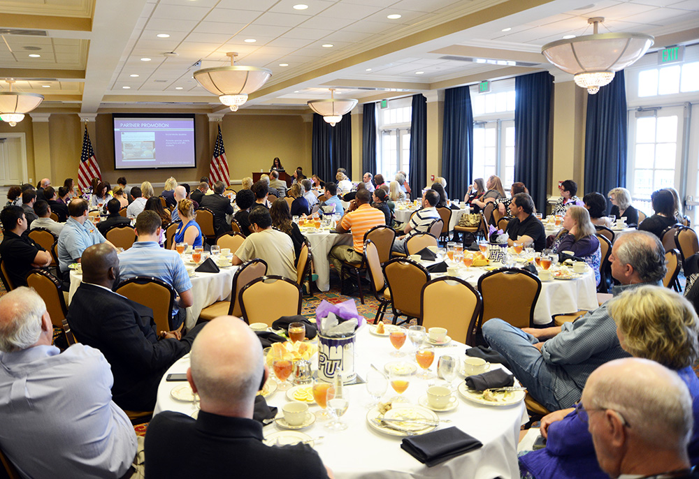 HPU Community Partners Luncheon 2014