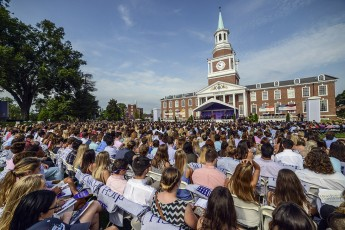 HPU Convocation, Traditions Welcome 1,450 New Students and 8,200 Visitors