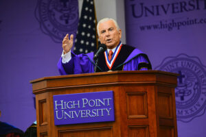 HPU Convocation 2014 Dr. Qubein