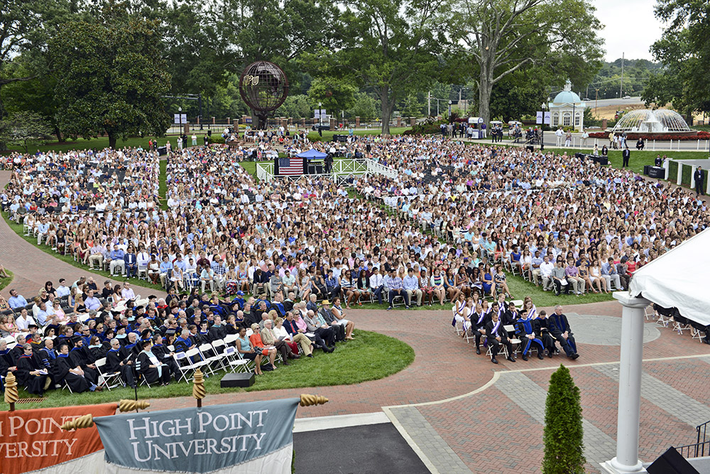 HPU Convocation 2014