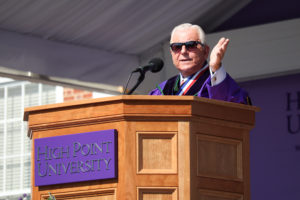 HPU Convocation 2019 Dr. Qubein