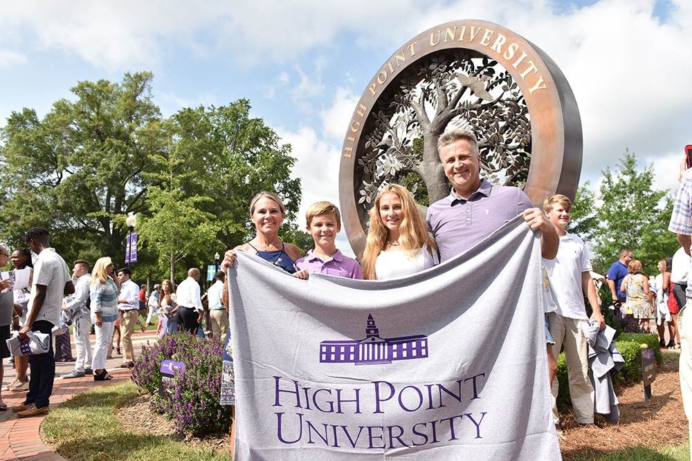 HPU Convocation and Traditions