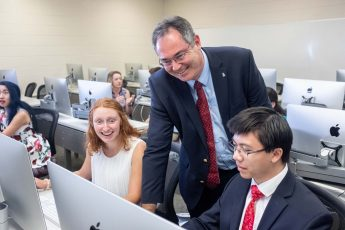 HPU Ranks in Cybersecurity Talent Competition