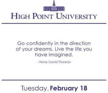 [CALENDAR] February 18, 2014