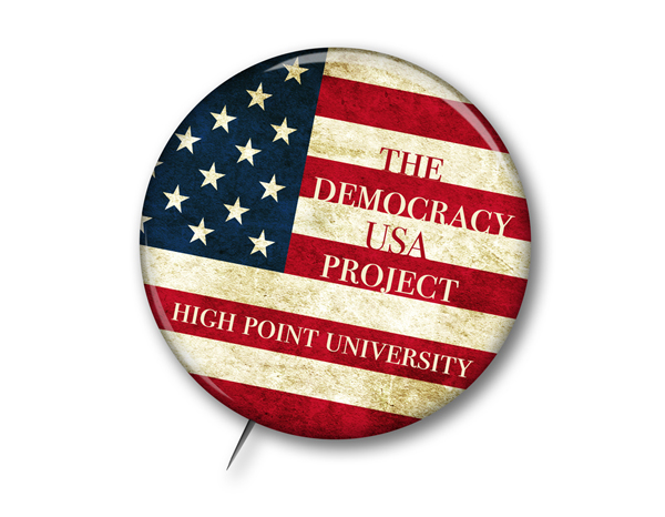 High Point University's Democracy USA Project
