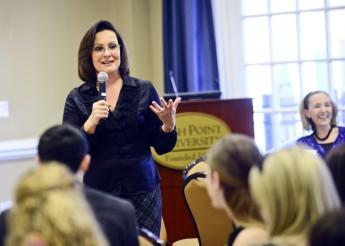 HPU Hosts 'Elect Her' Training
