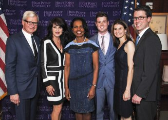 Engel Family Gives HPU a Seven-Figure Gift