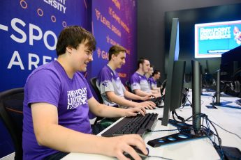 Esports Arena Opens in High Point University's Renovated Game Design Lab