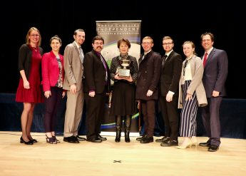 HPU Wins NCICU Ethics Bowl