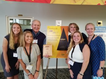 HPU Recognized for Best Event Management Program for Third Time
