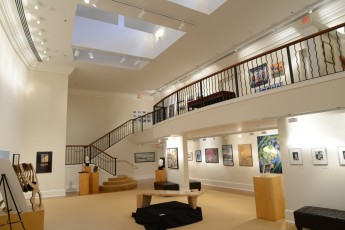 Faculty Featured in Sechrest Gallery Exhibition