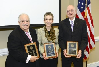 Retired Faculty Honored During Annual Luncheon