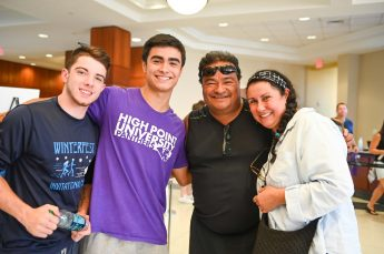 HPU Welcomed Thousands of Visitors to Campus and Community for Family Weekend