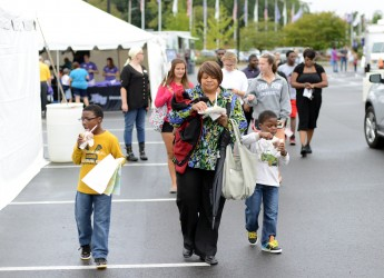 HPU Celebrates 90th Anniversary and Kicks off Year of the Arts with Fall Festival