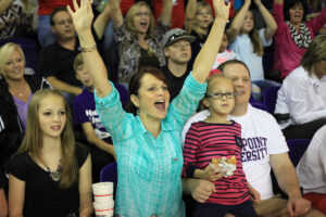 HPU High Point University Fall Family Weekend