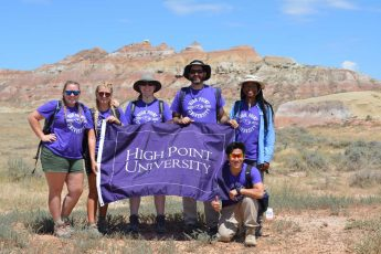 Professors and Students Dig up the Past in Wyoming