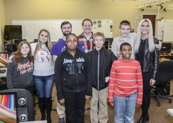 Local Children and HPU Students Connect Through Video Game Design