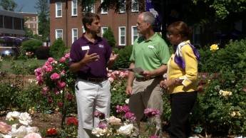 HPU Gardens to be Featured on UNC-TV
