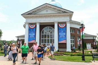 HPU Welcomes Governor's School West
