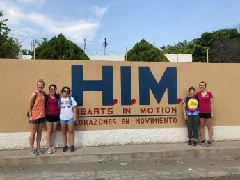 Physical Therapy Students Treat Local Patients During a Service Learning Trip