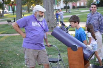 HPU Hosts Annual HPUniverse Day for Kids and Their Families