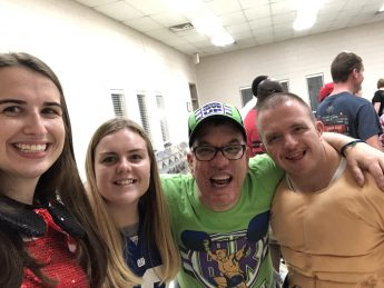 Students Host Special Pops Halloween Dance for Community Members