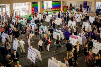 Students Present Innovative Research at Seventh Annual Symposium
