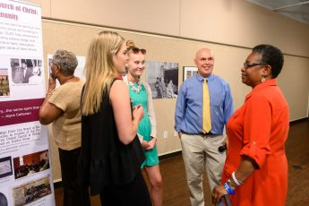 Students Present 'History Detectives' Exhibit at the High Point Museum