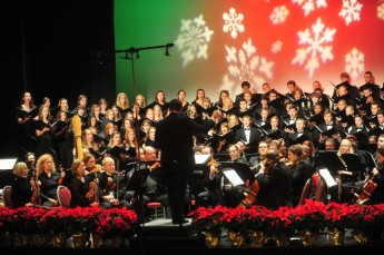 Choirs to Perform Seasonal Favorites at Annual Holiday Concert