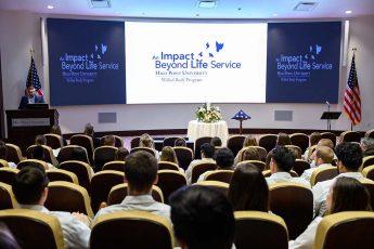 HPU Holds 'An Impact Beyond Life' Memorial Service