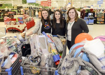 Impact Club Provides Community with Gifts for the Holidays