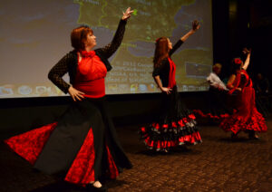 High Point University International Week Dancers