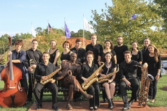 Jazz Ensemble to Perform American Favorites