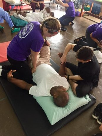 Physical Therapy Students Travel to Jamaica to Care for Local Patients