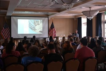 New York Times Multimedia Editor Visits HPU