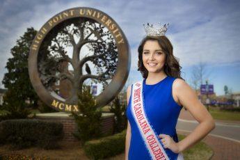 HPU Sophomore Crowned Miss North Carolina Collegiate America 2019