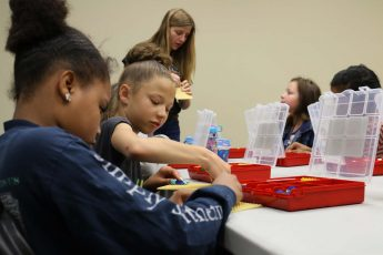 HPU Hosts 'Come Build with Us' Field Trip for Elementary Students