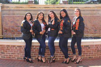 Latinas Promoviendo Comunidad/Lambda Pi Chi Sorority Joins HPU's Greek Life Community