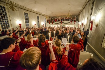 HPU Illuminates Hope of Christmas at 'Lessons and Carols'