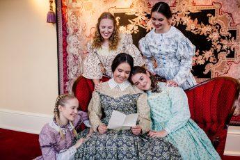 HPU Theatre to Perform 'Little Women'